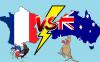 ► FranceVsAustralie 1 & 2 #Summer Time 2