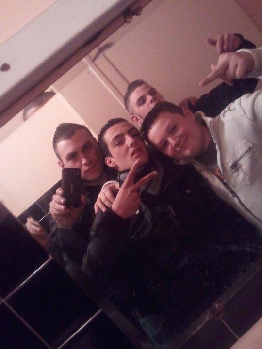 yo con mis amigos