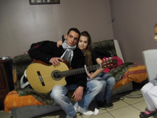 moi et ma soeur