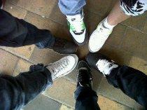 Quelles chaussures en EPS ?