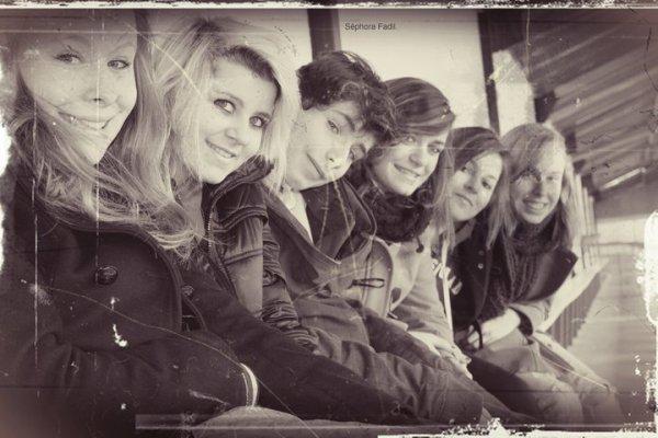 Nos années lycée                                                    2010-2011 ☺ Seconde 2☺ Rencontres