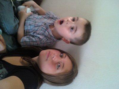 moi et mon ENZO