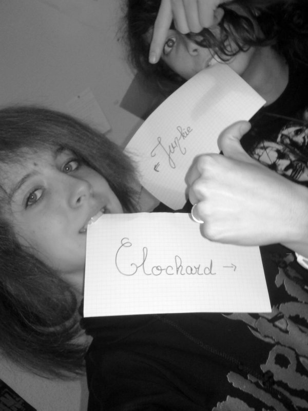 Junkie et Clochard