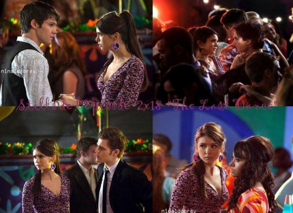 """Le 06/04/2011 : Des stills de l'épisode 2x18 """"The last dance"""" sont apparue sur Internet. Alors hâte ?"""