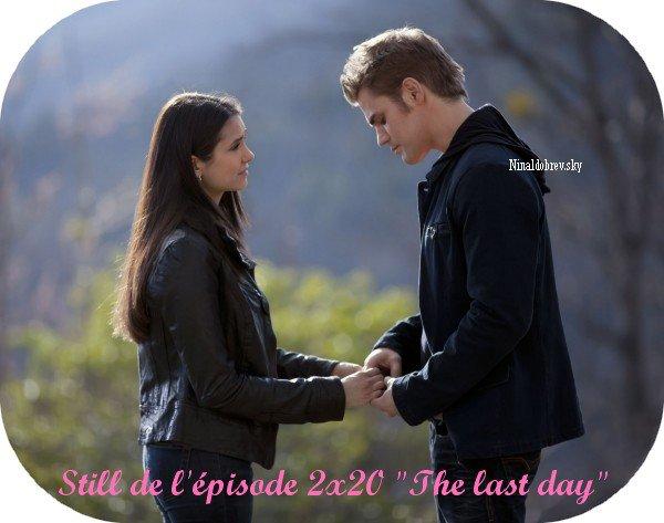 """Le 10/04/2011: Un still de l'épisode 2x20 """"The last day"""" est apparue sur la toile ! Vous en pensez quoi ? Hâte de voir cette épisode ?"""