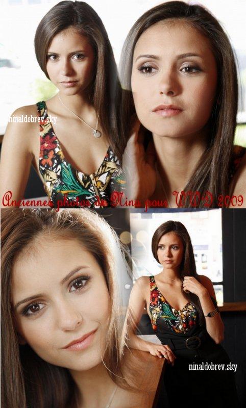 Le 15/04/2011: Des anciennes photos de Nina sont apparues sur le net !  Vous en pensez quoi ?