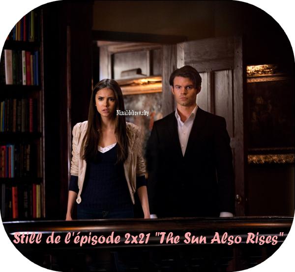 """Le 15/04/2011:  Un nouveau still de l'épisode 2x20 """"The Last Day"""" & le premier de l'épisode 2x21 """" The Sun Also Rises"""" sont apparus sur la toile ! Alors Hâte ?"""
