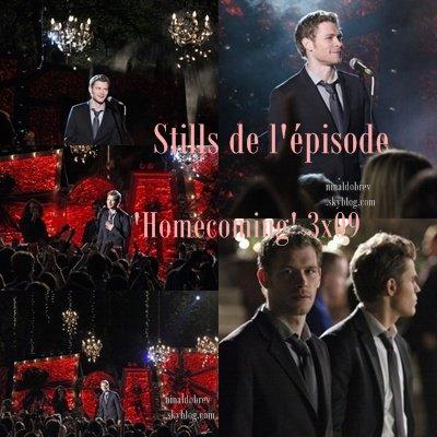 Le 09/11/2011: Voici encore quelques stills de l'épisode 'Homecoming' 3x09 et sa vidéo qui va avec ! Comment les trouvez vous ?