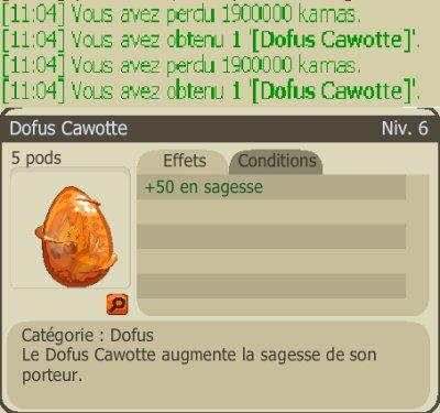 Dofus Cawotte !