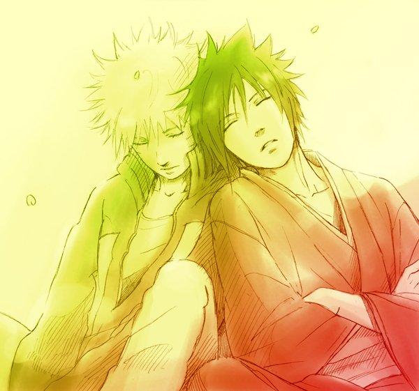 Sasuke x Naruto n°2 !