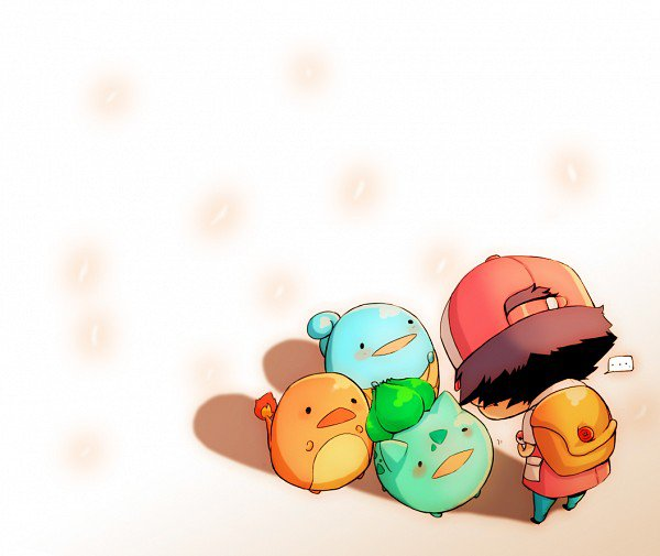 Pokemons en vrac !