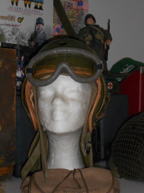 Amélioration casque tankiste :-)