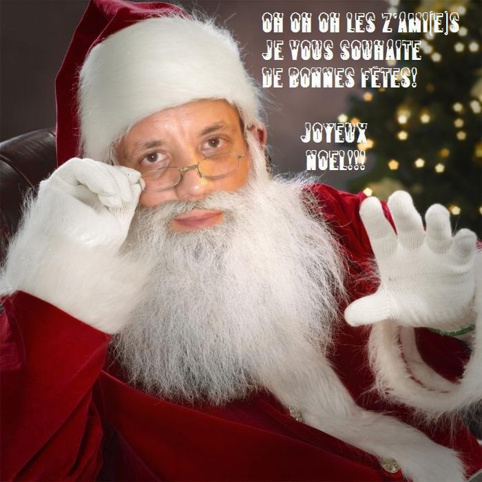 Joyeux Noël à vous mes ami(e)s!!