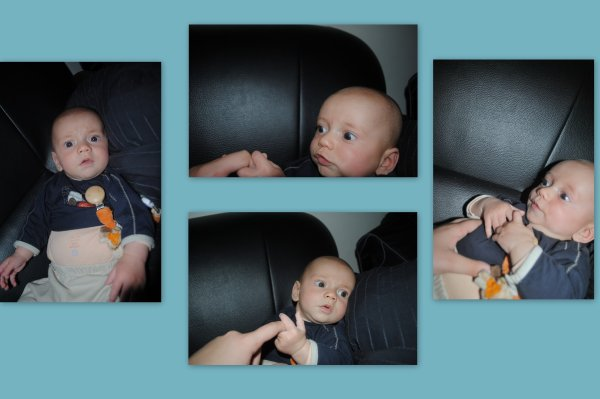 Petit Montage de Mon Filleul :)