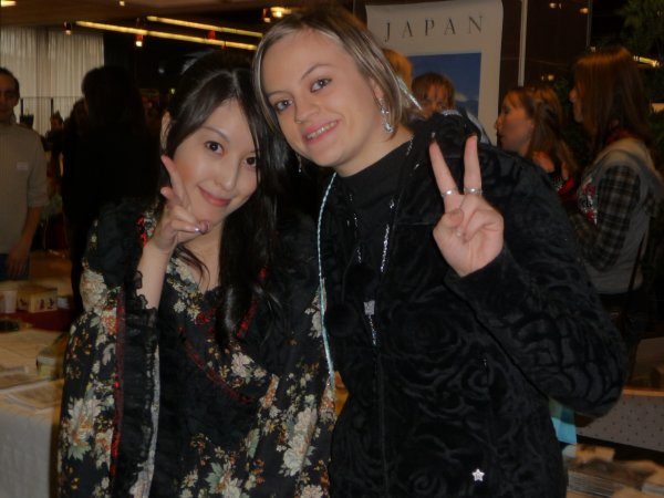 Yuuki et moi (Yuuki Nanami)