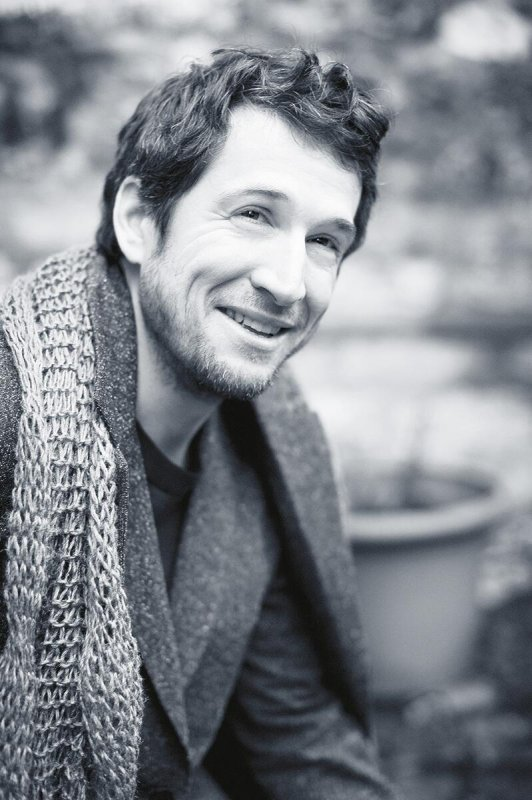Guillaume Canet pour Madame Figaro