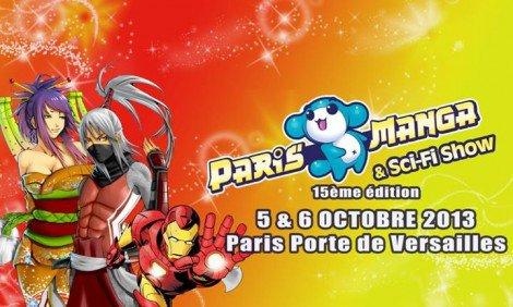 Paris Mangas