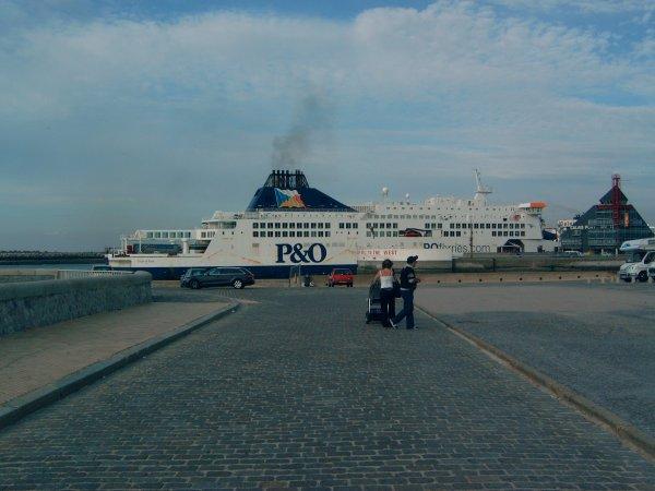 Vacances a Calais 2011