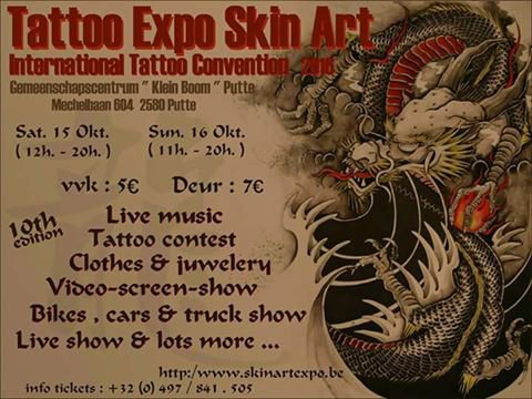 tattoo convention 2016