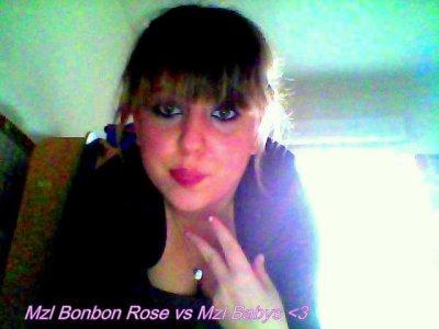 Mzl Bonbon Rose VS Mzl Babys  <3