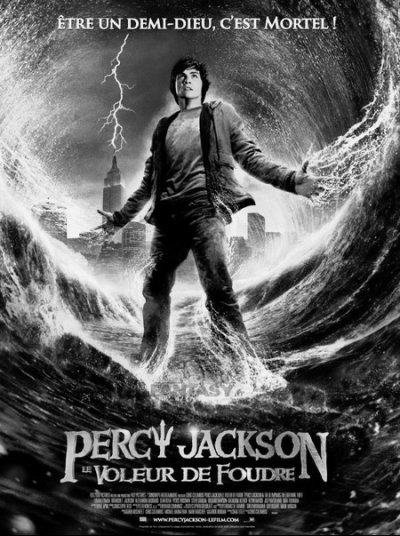 Percy Jackson et les Olympiens : Le Voleur de Foudre