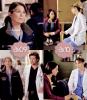 ..  GREY'S ANATOMY : Découvrez des photos des épisodes de la saison 8 ! Elle est Magnifique.  ..