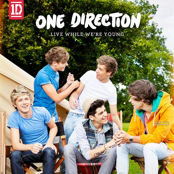 """Découvrez la pochette du nouveau single du deuxième album des boys """"Take me Home""""."""