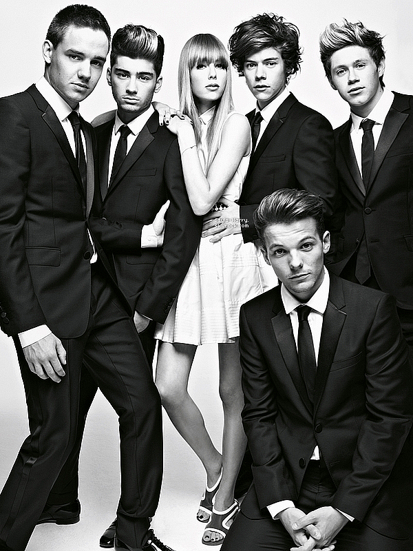 Découvrez un nouveau photoshoot des boys pour un Vogue spécial de décembre.