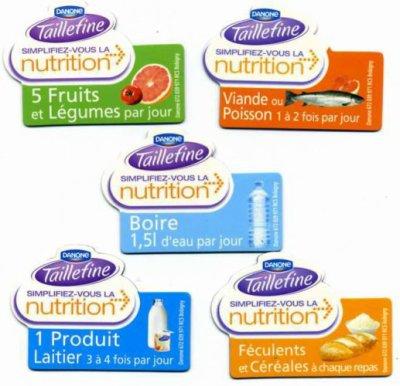 TAILLEFINE: SIMPLIFIEZ VOUS LA NUTRITION