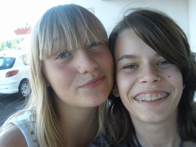 Fl00rence et Eva (l)