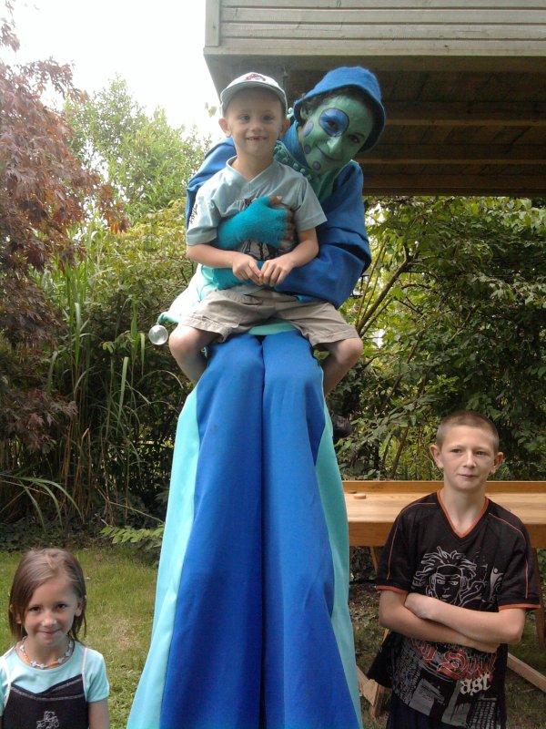 voila la petit famille =)