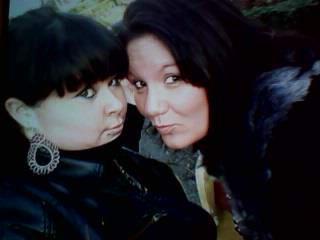 moi et la zinah' en vacance yeah' ^^ direction PARIS 93 renoi ^^