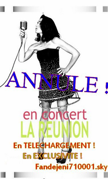 Concert 28 Mai YOU TUBE (Reunion) (Annulé) (Explication!) !!
