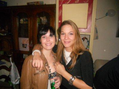 ma belles soeur et moi lol