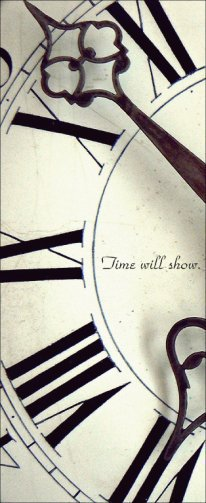 Death and Honour Time will show, & time will turn...
