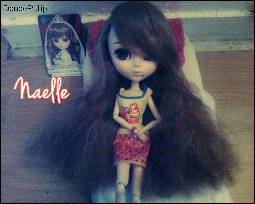 Naelle, la princesse des temps ~