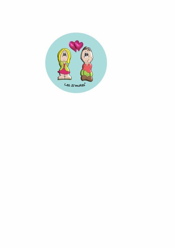 Magnets, Badges personnalisés... de belles idées pour la St Valentin