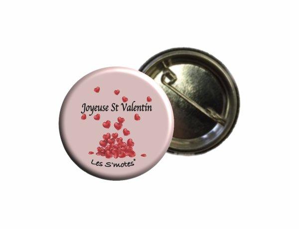 Venez découvrir les nouveaux dérivés des S'motes pour la St Valentin