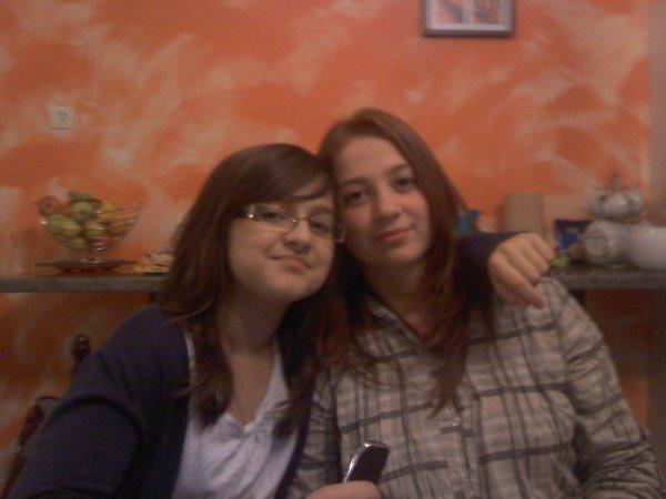 Kénzà  &  Angélina