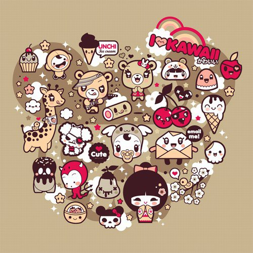 I Love 'Kawaii' !!!!