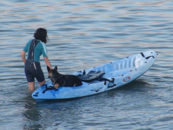 Du Canoe avec Ghelwyn !