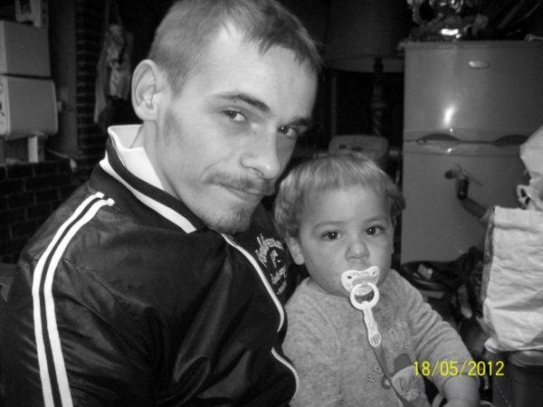 mn homme et notre fils