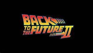 retour vers le futur 2/  janvier 2015
