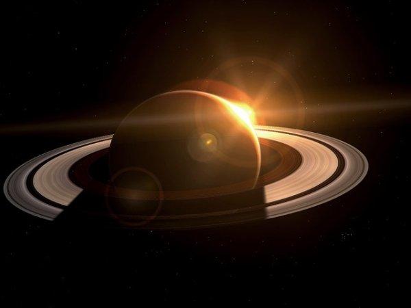 """""""la traversée de Saturn"""""""
