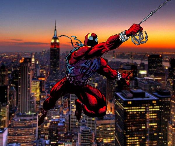 Le plus stylé des Spiderman : Ben Reilly - Scarlet spider