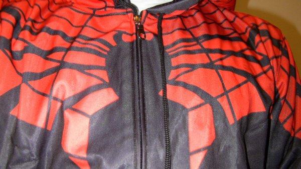 A2N Spiderman /casse les codes / si j etais un super heros le look