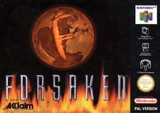 Forsaken n64 /multi-joueur /Retro gaming