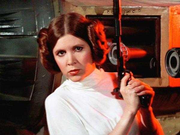 Princesse Leia - RIP-