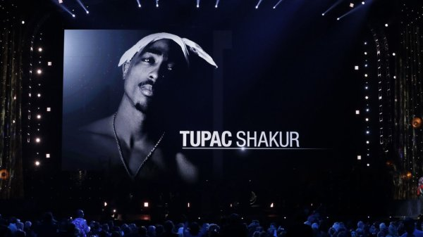 2 pac Rock et roll hall of fame