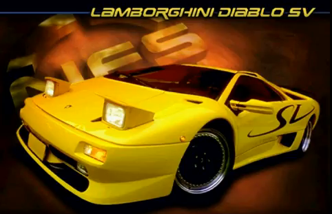 Lamborghini Diablo Sv /Need for speed 3 ps1